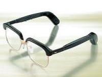 メガネ型補聴器