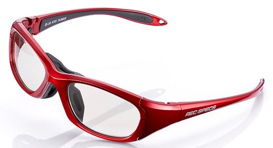 こども用スポーツメガネ こどもにお薦めのフレームのご紹介。