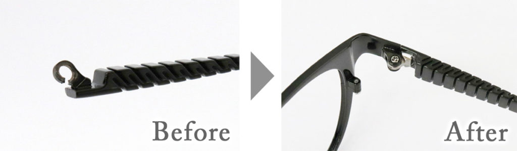 ツルの接続部の輪切れ。→修理完了。