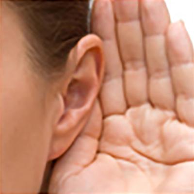 聞こえは認知症の原因にもなりかねません