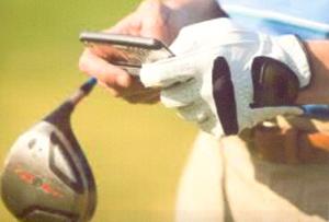 ゴルフどきの跳ね上げメガネのご提案
