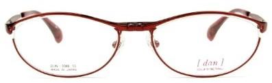 ありそうでなかった女性用跳ね上げ式メガネです。