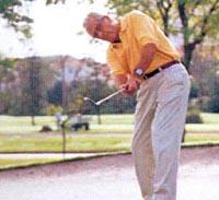 シニアの方のゴルフメガネフレームのご提案