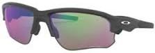 スポーツサングラス度付き オークリーFLAK® DRAFT (ASIA FIT)|フレームカラー:Steelスティール/レンズカラー:Prizm Golfプリズムゴルフ