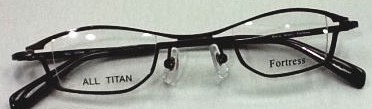 瞳孔距離が広い方の最適な強度近視メガネ。