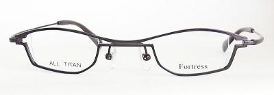 最強度近視の方の理想のメガネ枠