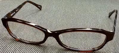 LLサイズのメガネフレームです。