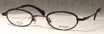 ヨーロッパデザインを取り入れた強度近視のおしゃれな眼鏡枠、「アルヘム」。