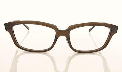 お顔の大きい方のLLサイズの眼鏡フレーム。