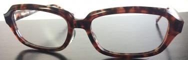 大きいメガネが似合わないと思っておられた方に朗報です。おしゃれな大きいサイズのセルフレームが登場。