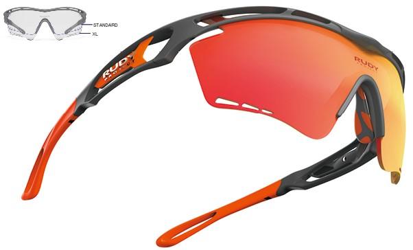 スポーツどきにサングラスを掛ける主な理由に強烈な陽射しの中、クリアな視界を確保することはもちろん集中力を高めることができます。ご紹介のサングラスルディTRALYX XL トラリクスXLは子の条件を満たしています。