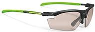 RUDYライドンRYDONシリーズはスポーツどきの度付きサングラス理想|フレームカラー:フローズンアッシュ/レンズカラー:調光レーザーブラウンインパクトX®2