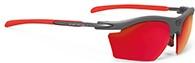 目に紫外線が入ることで角膜に炎症が起こり、自律神経が刺激され疲労が蓄積するために度付きスポーツサングラスをおすすめRUDY RYDON SLIM|フレームカラー:グラファイト/レンズカラー:マルチレーザーレッドPolar 3FX HDR
