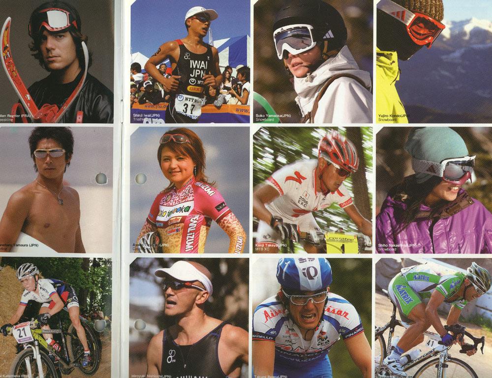 ウィンタースポーツ(スキー、スノーボード等)を初め、ウォータースポーツ(サーフィン、ウインドサーフィン、スイミング、ダイビング、釣り等)、アウトドアスポーツ(自転車、トライアスロン、登山等)、陸上スポーツ(マラソン、ランニング、ウォーキング等)、球技スポーツ(野球、ゴルフ、サッカー、バスケット、バレーボール、テニス等)様々なスポーツ競技に適した度付きスポーツサングラスやメガネ、ゴーグルのご提案プロショップ。