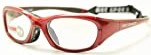 ふだんメガネとサッカーメガネを掲揚できる眼鏡フレームのご紹介。