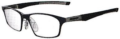 軟式野球も、硬式野球も、ソフトボールも、眼鏡を掛けている方の快適なメガネ。