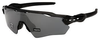 OAKLEY「RADAR® EV」 XS PATH中学生用|フレームカラー:ポーリッシュブラックPolished Black/レンズカラー:ブラックイリジウムポラライズド