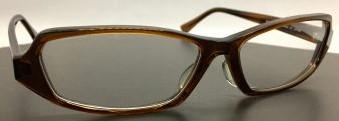 超大型眼鏡枠のご紹介。