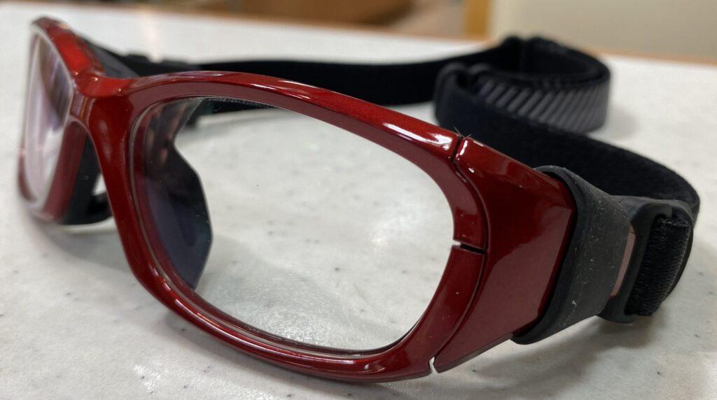 スポーツどきの保護眼鏡