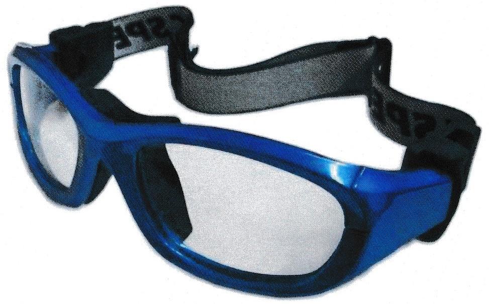 眼とサッカーの関係は重要で、視力の悪い方の度付きゴーグルをご提案いたします。