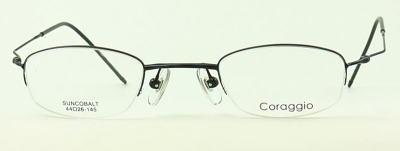 ズレにくい強度近視メガネ。