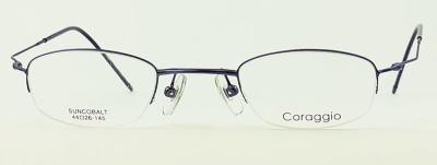 スポーツ用強度近視メガネ。