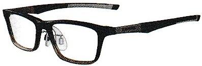 目が悪くて眼鏡を掛けている人にとって、野球時のメガネのズリは集中力を保てないことがあり、この様なかたにお奨めの眼鏡フレームです。
