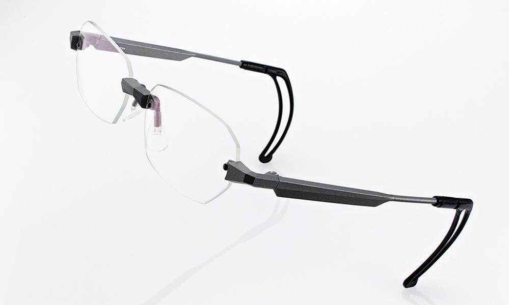 元ヤクルトスワローズ古田敦史が選んだ眼鏡のご紹介。