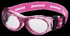保護眼鏡SVS700クリアピンク