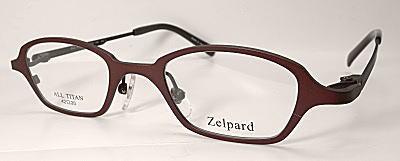 目が大きくなる強度近視メガネフレーム。