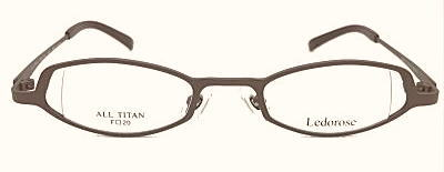 理想強度近視メガネ枠レドローゼ