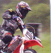 オートバイどきのメガネ