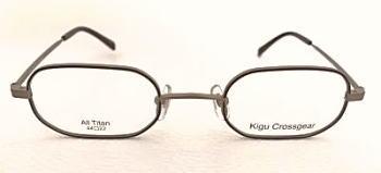 ユニセックスタイプの強度近視眼鏡フレームキグ・グロスギア。