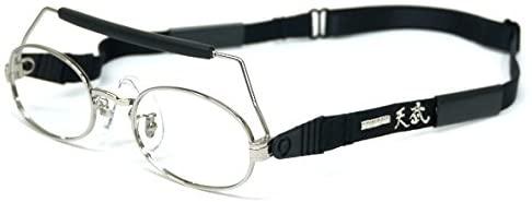 面を被るときのスポーツメガネ