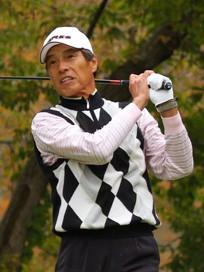 プロゴルファー横島由一様ゴルフと眼を語る