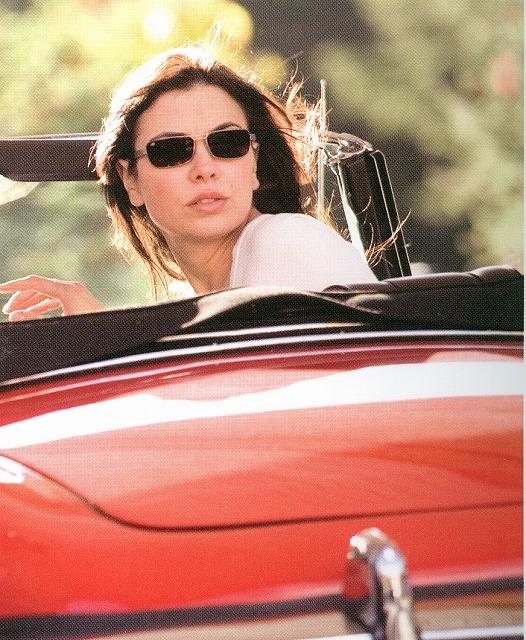女性用ドライブサングラス