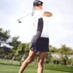 ゴルフどきの距離感を正確に読み取るにはサングラスが重要