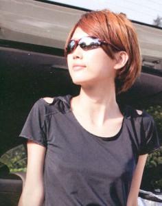 目から紫外線が侵入することの日焼け防止サングラス