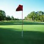 ゴルフでのパッドは深視力が大切