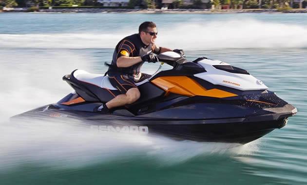 水上オートバイどきの視界快適サングラス
