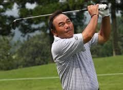 プロゴルファー 吉村金八様ゴルフと眼を語る