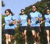 マラソンどきのサングラスは競技のパフォーマンスを向上させる