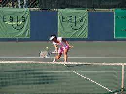 テニスにおける視機能の重要性