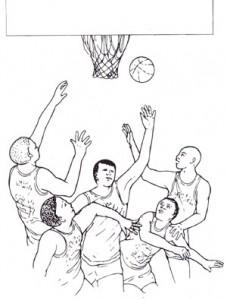 スポーツメガネの中どもバスケにおける眼の危険