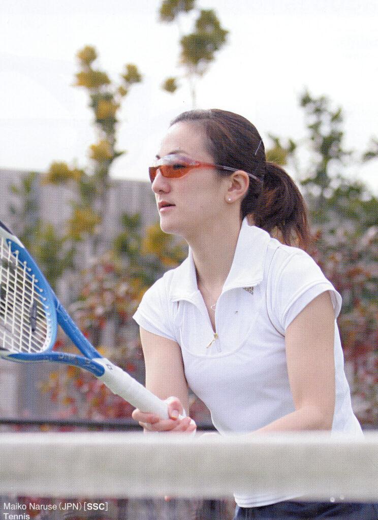 テニスどきのサングラス選びは重要