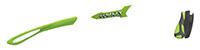 カスタムオーダーが出来るスポーツサングラスTRALYX SLIMライム / ライム - クロームライム - グレイ / アイスグラファイト