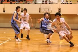 バスケットボールには動体視力が大事
