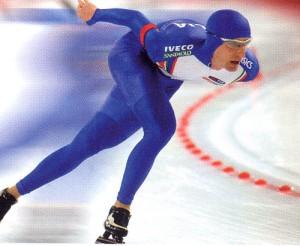 スピードスケートどきのパフォーマンスに影響を与えるスポーツサングラス