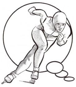 案外知られていないスピードスケートとスポーツビジョンの関係