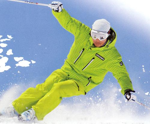 眼球運動はスキーのパフォーマンスに影響を及ぼす